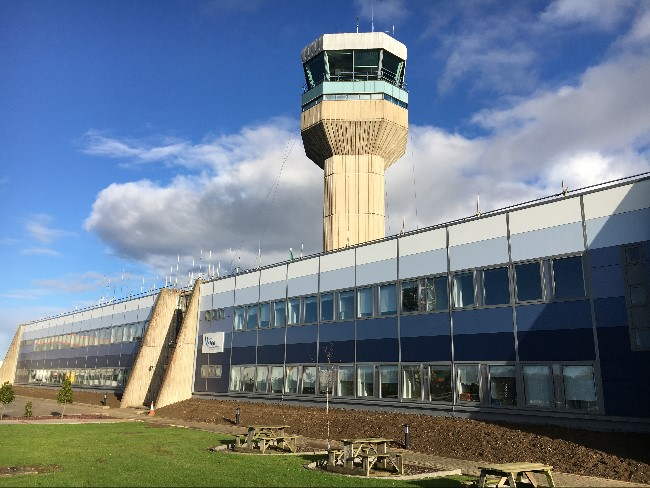 Dublin Air Traffic Control Headquarters