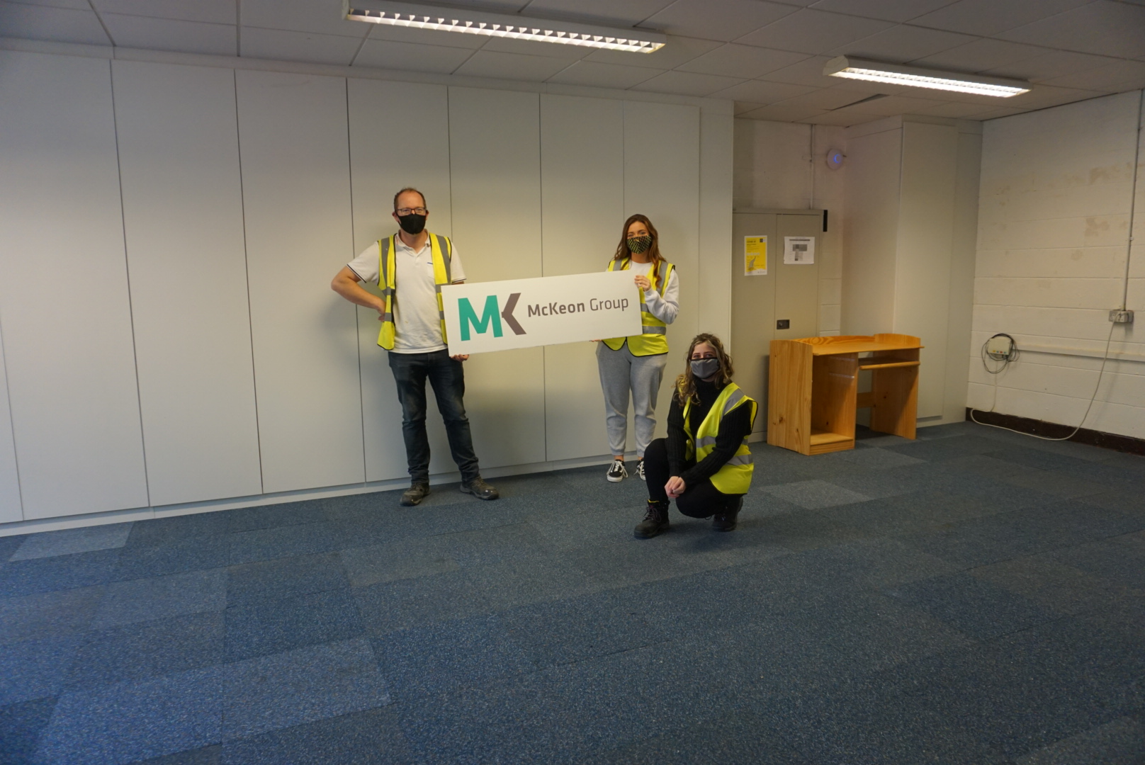 McKeon Group Staff Initiative: Upgrade of Sensory Room at St. Finian's School