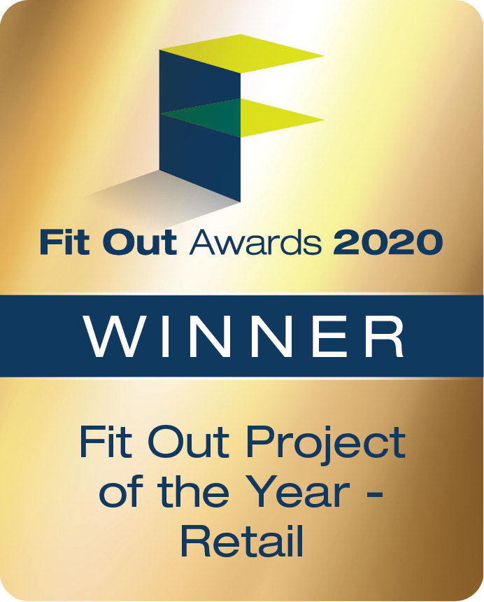 McKeon Group Wins Retail Fit Out Award 2020